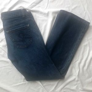 Lilly Pulitzer Palm Beach Fit Bootcut Jeans